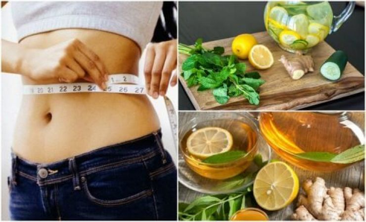 lemon and ginger extract for weight loss