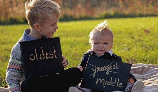 The middle child psycology
