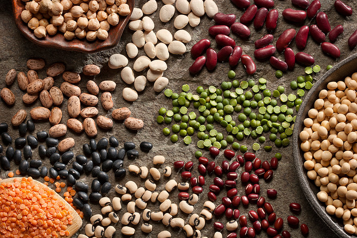 health benefits of beans and pulses